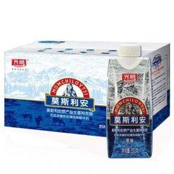 Bright 光明 莫斯利安 巴氏杀菌常温酸牛奶350g*6盒  29.9元插图